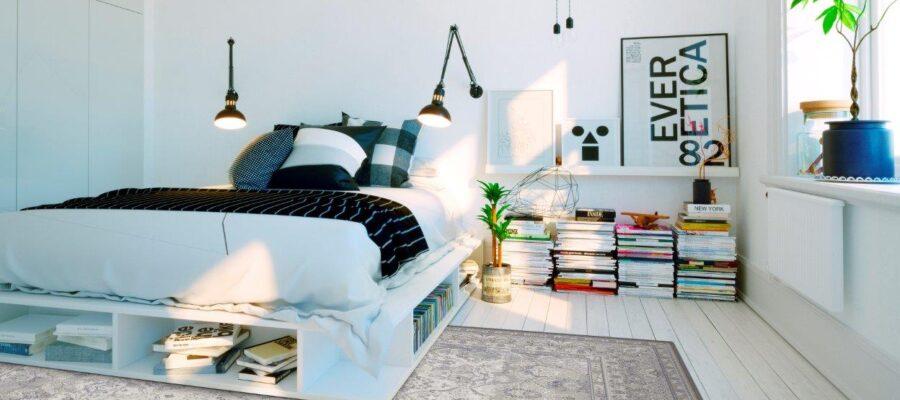 Dywany chętnie wybierane do sypialni